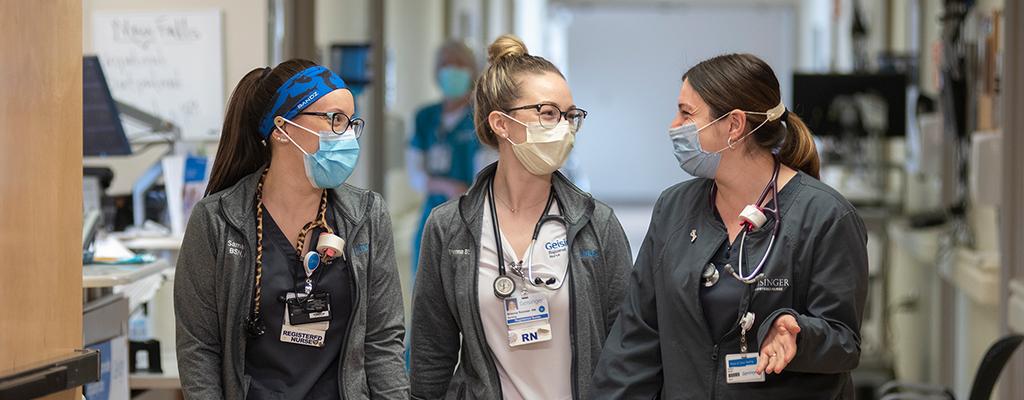 Geisinger Health Plan: Enroll members in a new health plan Thumbnail